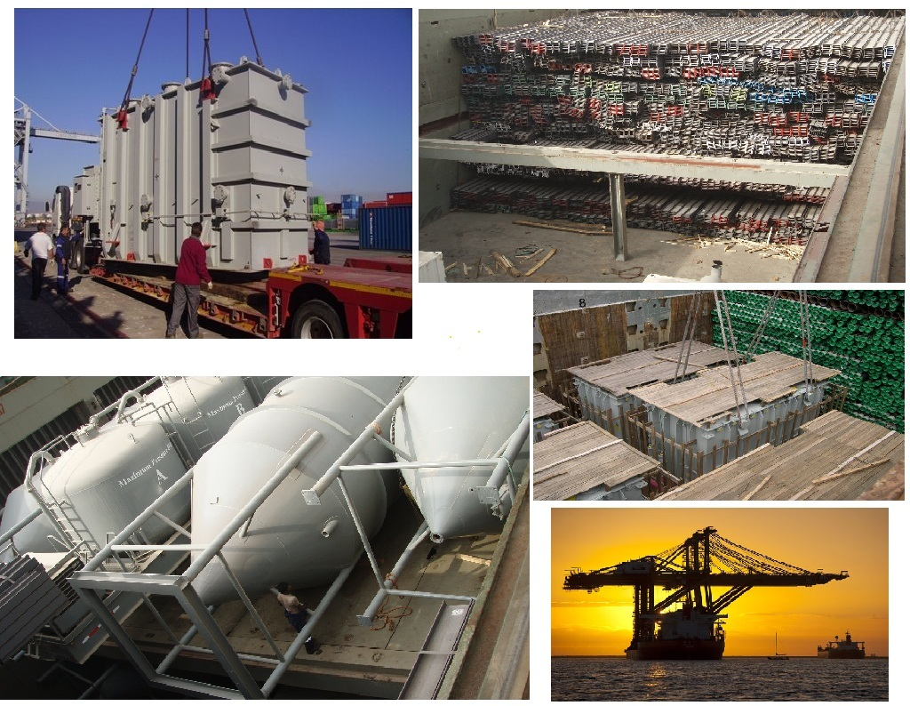 Break bulk shipping